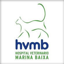 Logo Hospital Veterinario Marina Baixa