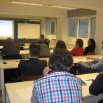 Notable asistencia a la jornada AEVA sobre novedades de gestión para Centros Veterinarios.