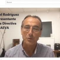 Manuel Rodríguez y Juan Sirvent nos dan su visión sobre el 1er Congreso Provincial de Centros de Veterinaria.