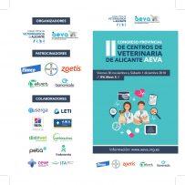 Más de un centenar personas asistirán al II Congreso Provincial de Centros de Veterinaria de la Provincia de Alicante AEVA