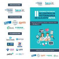 Empieza la cuenta atrás para el II Congreso Provincial de Centros de Veterinaria de la Provincia de Alicante AEVA