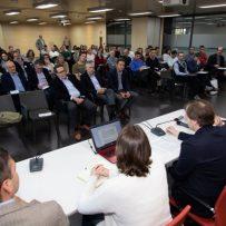 Más de 130 personas asisten al II Congreso Provincial de Centros de Veterinaria de Alicante AEVA